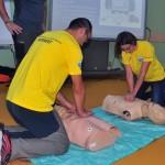 Pregătire medicală pentru membrii SGLM
