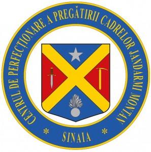 Jandarmeria Montana. Sigla
