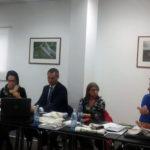 Conventia Carpatica. Ministerul Turismului. Grup lucru